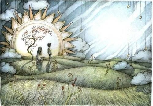 Under the sun #illustrations