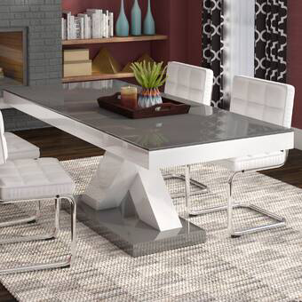 Izquierdo Extendable Dining Table In 2020 With Images Dining