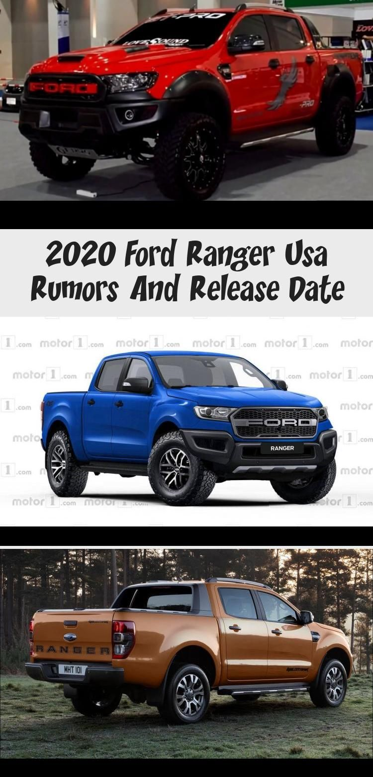 2020 Ford Ranger Usa 2020 Ford Ranger Raptor Spied Ing To