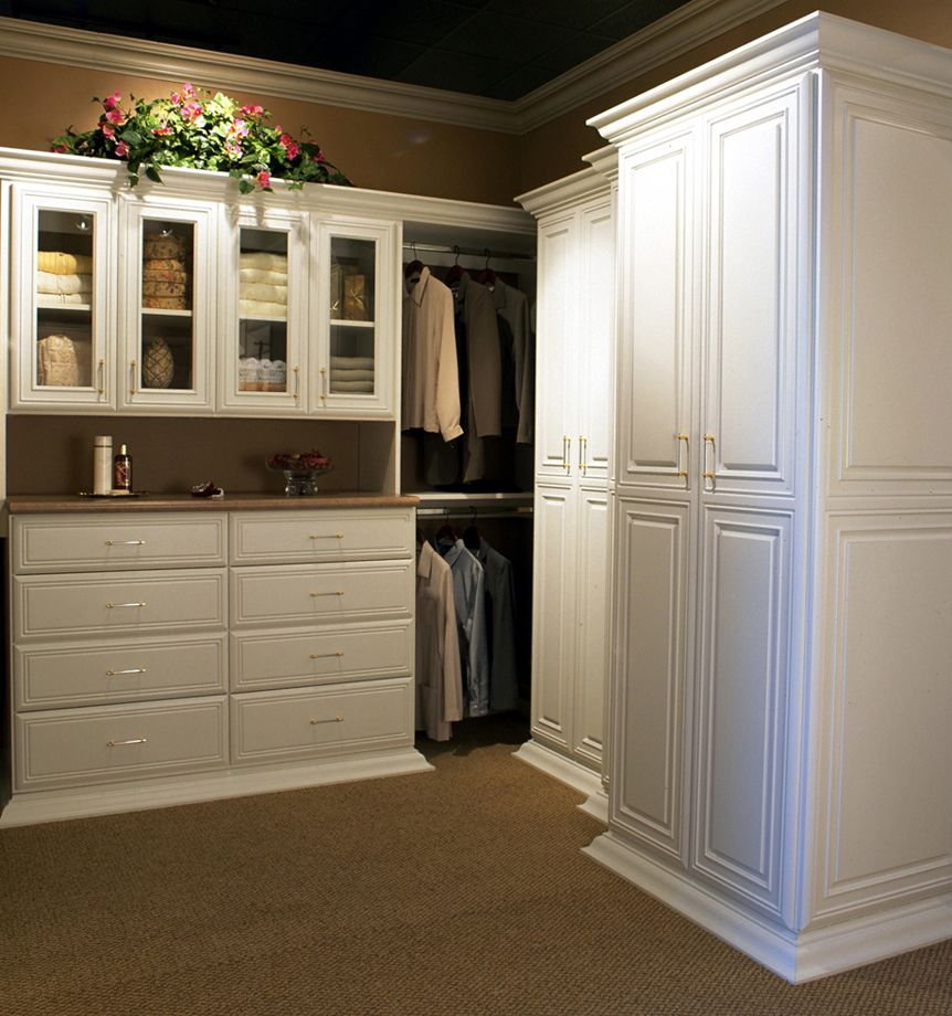 Captivating Create A Custom Elegant Closet With Our Window Crown Molding Finish.