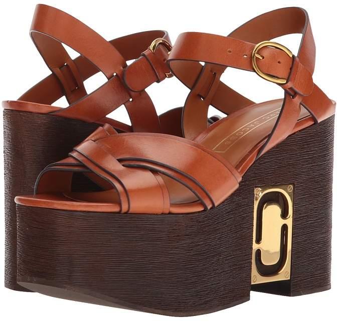c90e033e0b74 Marc Jacobs Paloma Status Wedge Sandal Women s Sandals