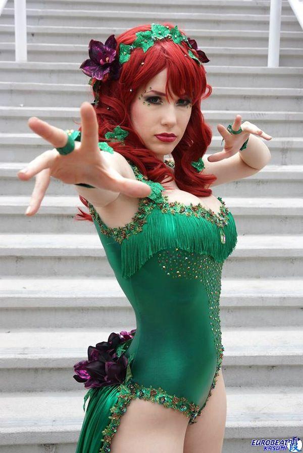 Poison Ivy Batman Comic Costume Character: Poison Ivy ...