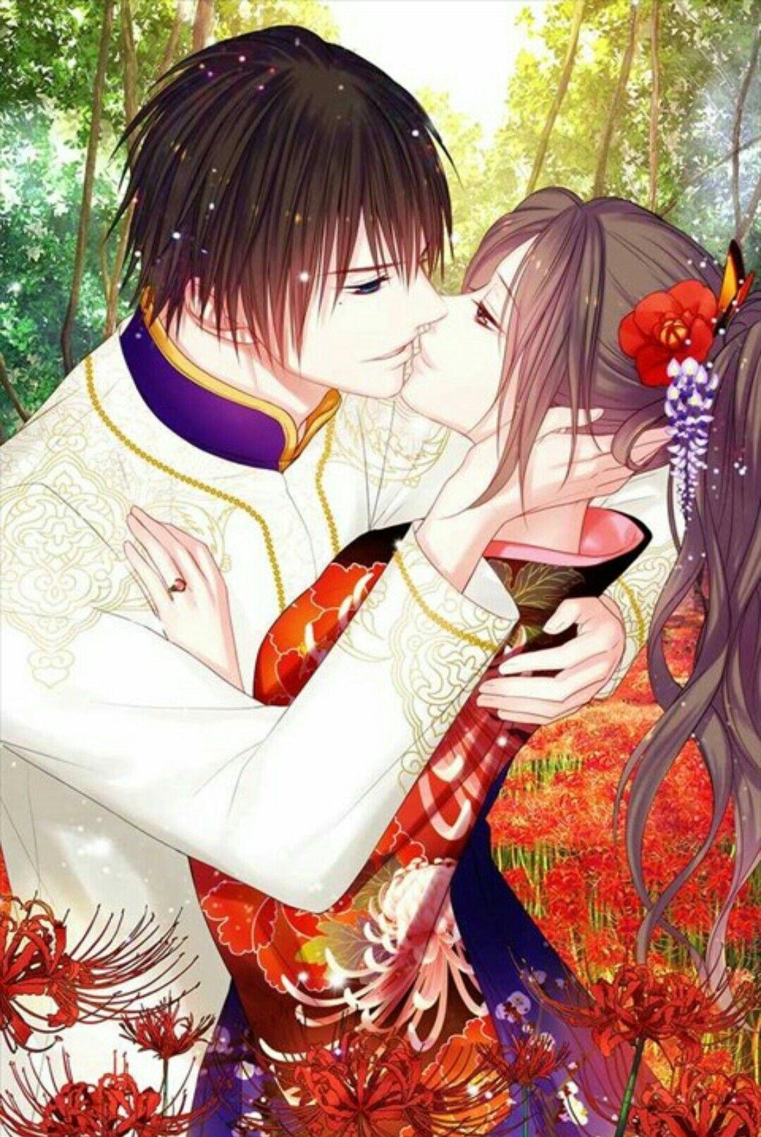 Kikyo happy ending (With images) Anime love, Ninja 2, Anime