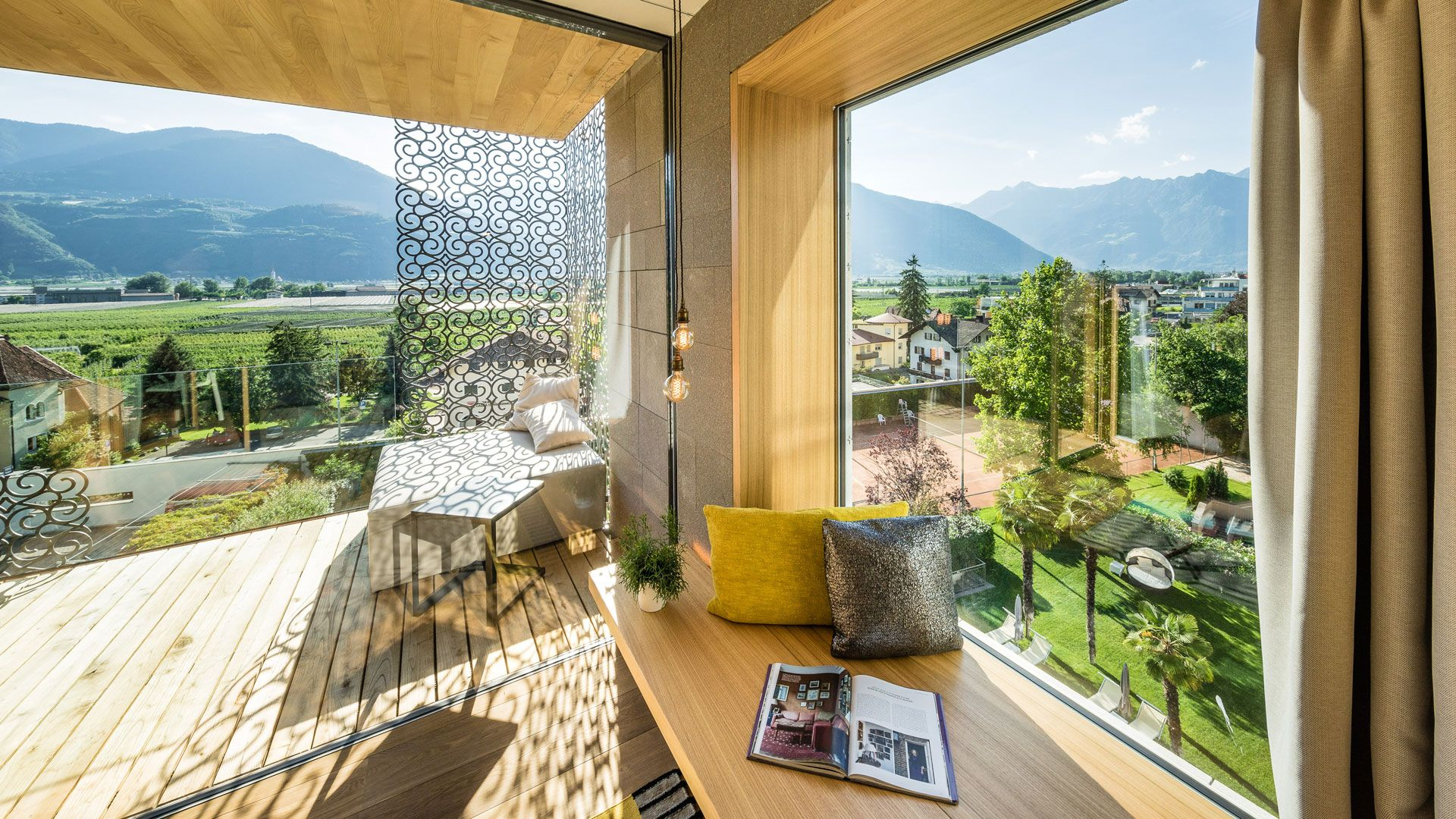 Wellness hotel muchele s dtirol 4 sterne hotels meran for Hotel meran design