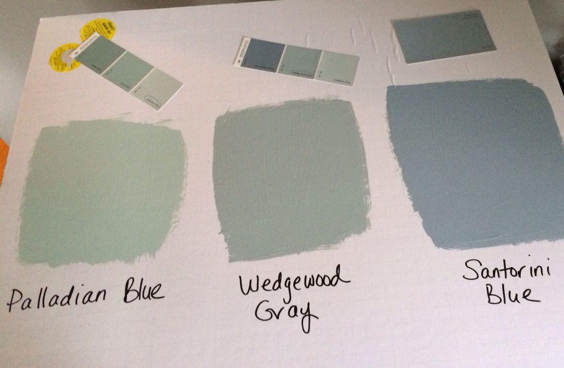 Benjamin Moore Palladian Blue Wedgewood Gray Santorini Blue Paints Palladian Blue Palladian Blue Benjamin Moore Room Paint Colors