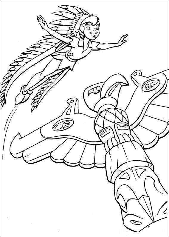 peter pan 30 dibujos faciles para dibujar para niños
