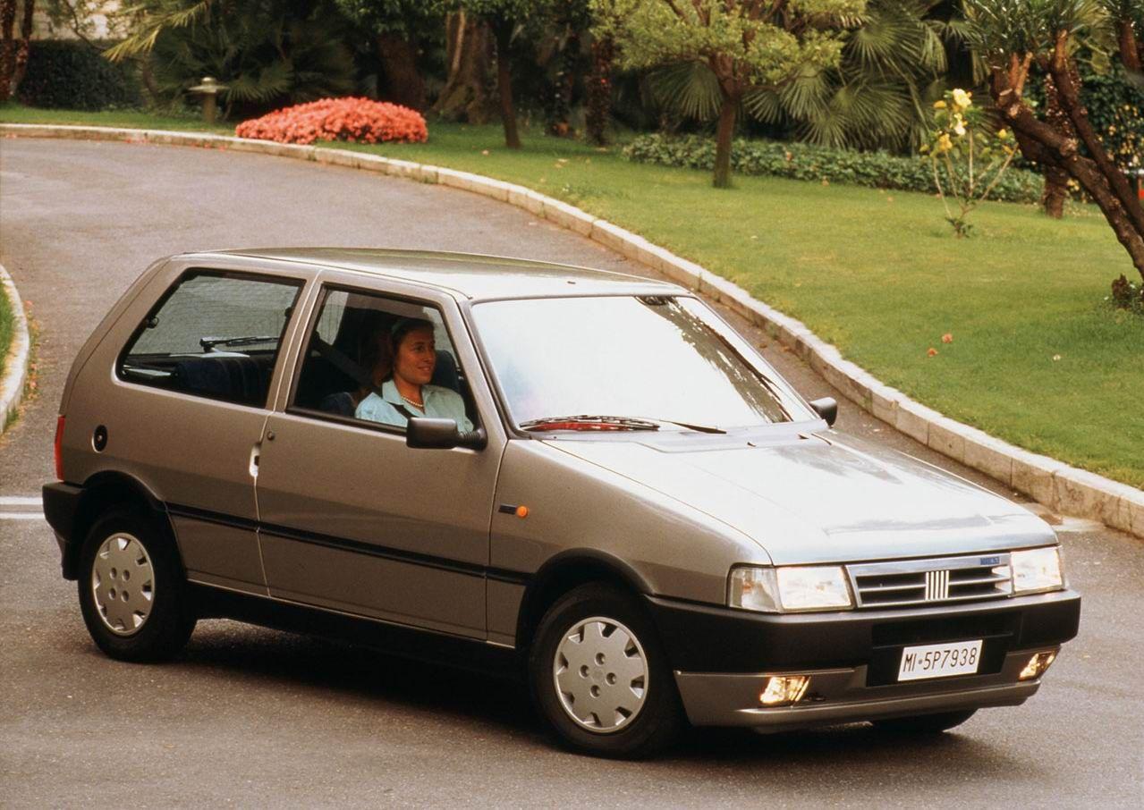 Fiat Uno Sx Auto Automobile