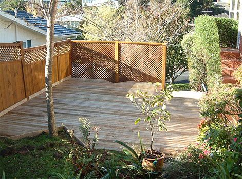 Quality custom decks, handrails, balustrades, pergolas made easy by EzyDeck