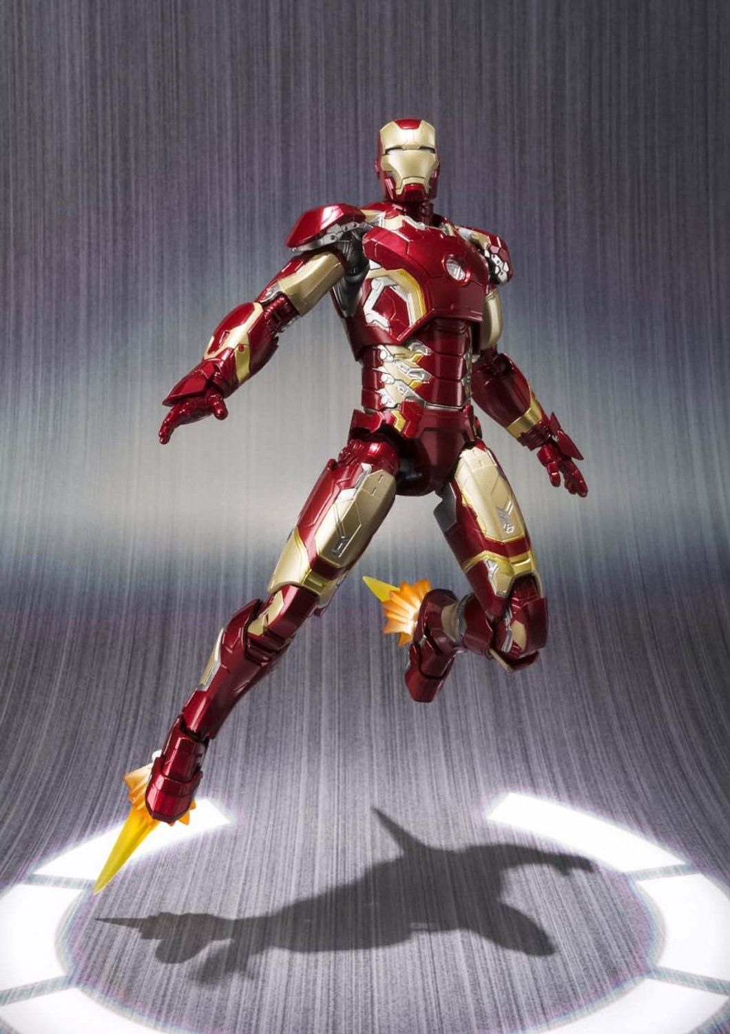 S.H.Figuarts Iron Man Mark 43 Marvel Avengers Age of Ultron Figure Toy No Box