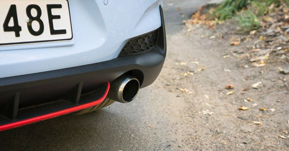 What causes exhaust snap, crackle and pop? Exhausted