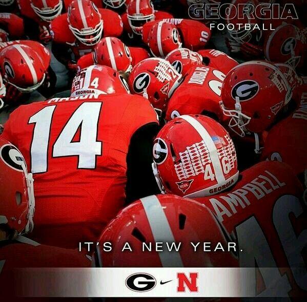 Go Dawgs. It's a new year!