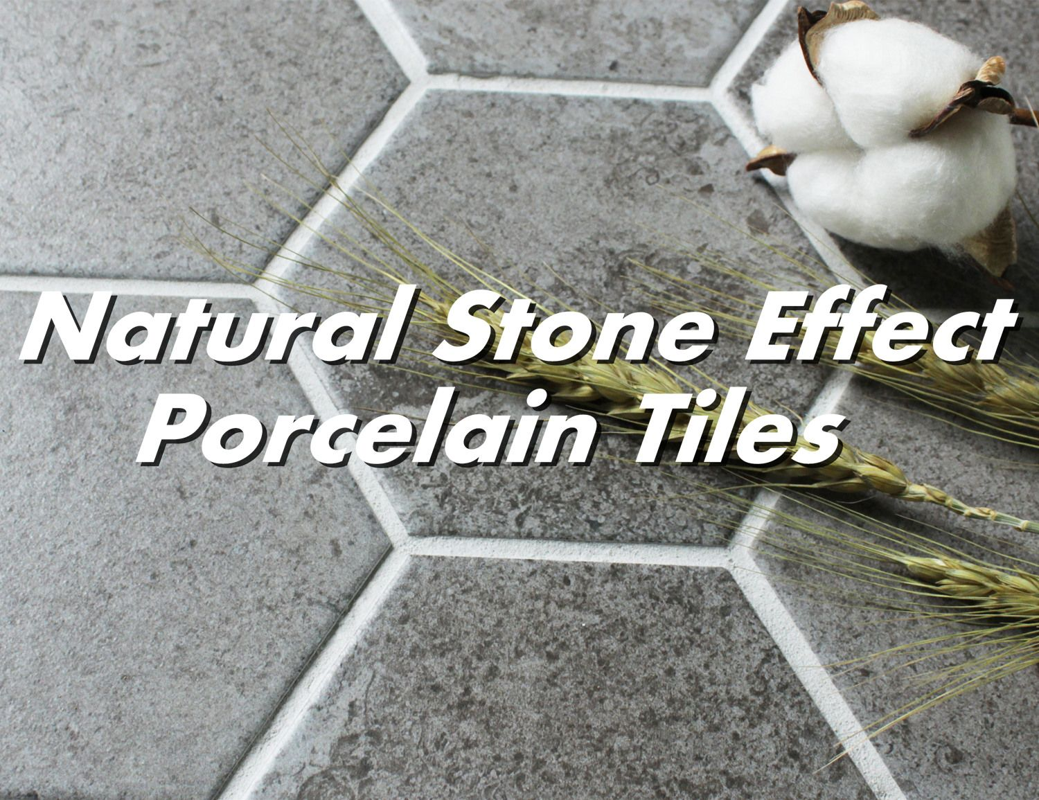 Best Choice of Natural Stone Effect Porcelain Tiles -Porcelain tile that looks like stone is a