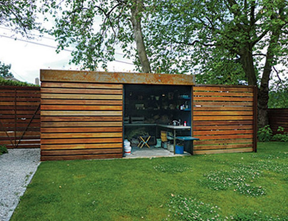 Shed Ideas Designs 138 best free garden shed plans images on pinterest garden sheds potting sheds and potting benches Man Cave Shed Plans Brilliant Ideas For Man Cave Shed Garden Design