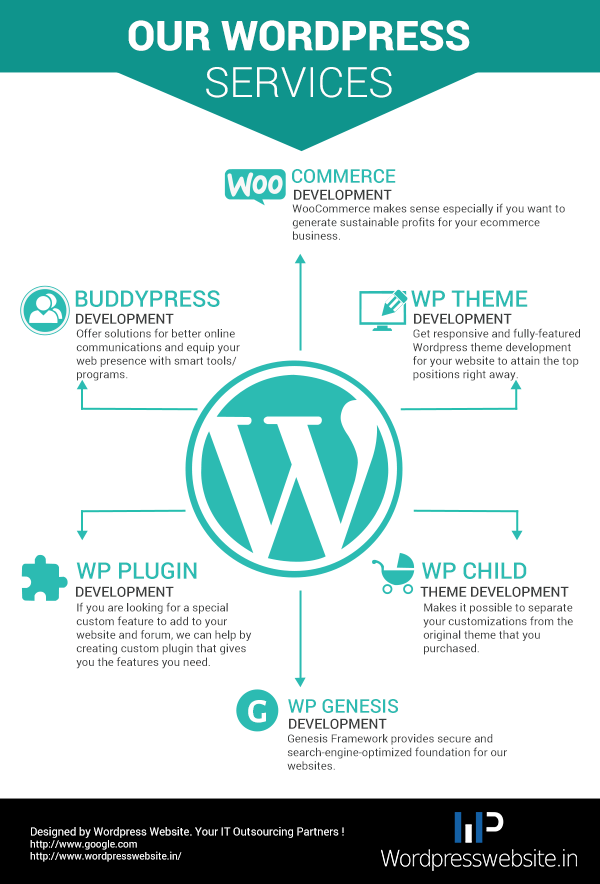 Wordpress Development Services in Faridabad, Gurgaon, Delhi