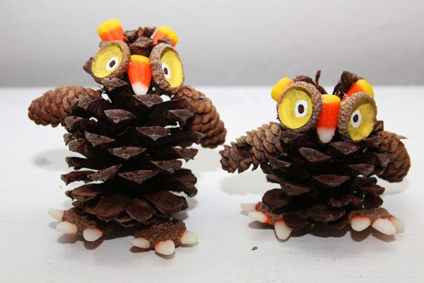 15 Thanksgiving Decorations That Kids Can Make Upcycling Program