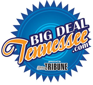 Starting 03/03 save up to 50% in East TN. Visit www.bigdealtn.com enter your email address.