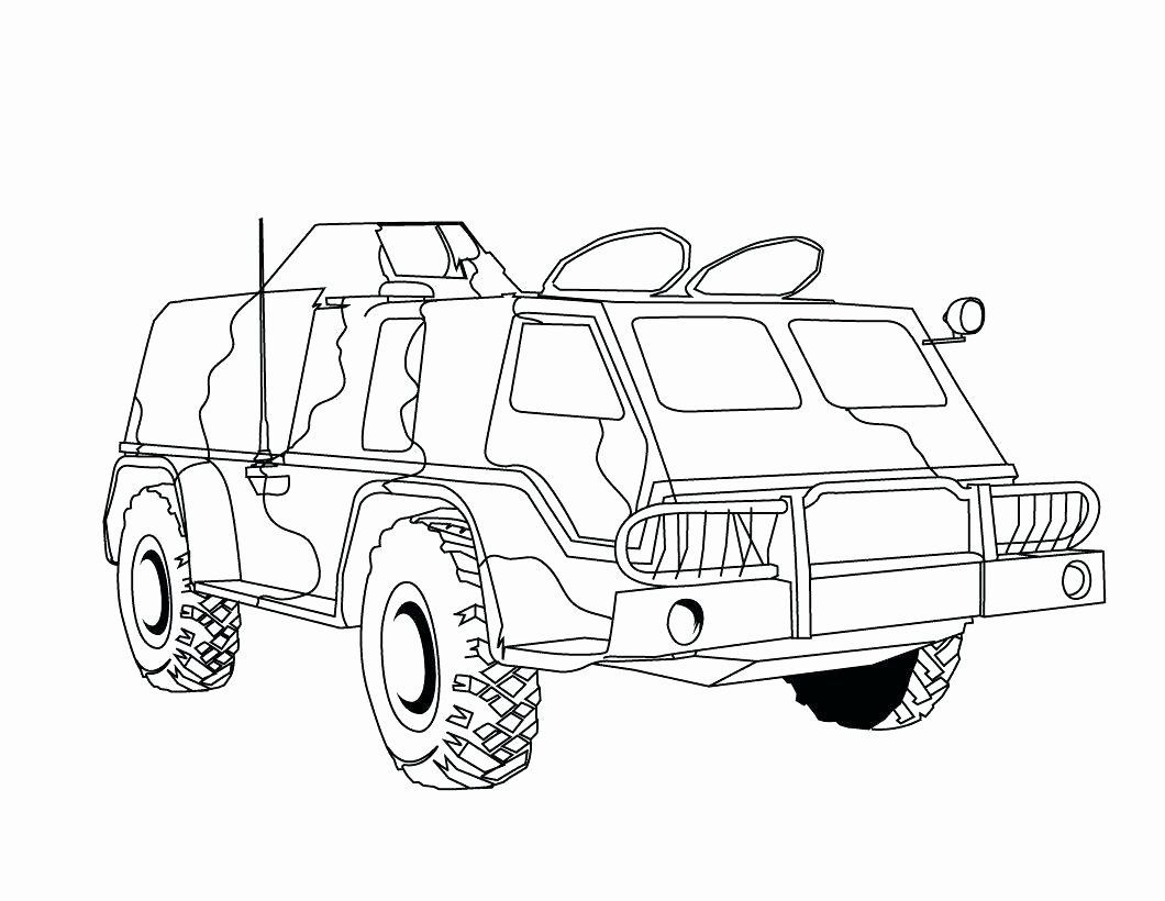 Army Jeep Coloring Pages Uk Taken