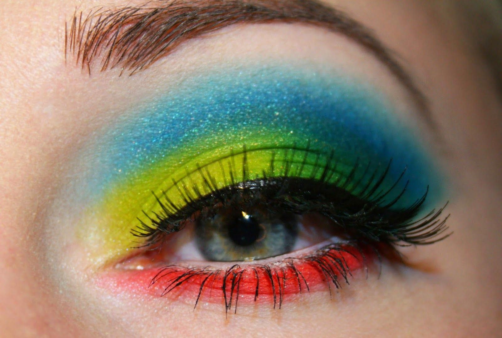 Enchanted Makeup Urban Decay Electric Palette Look!