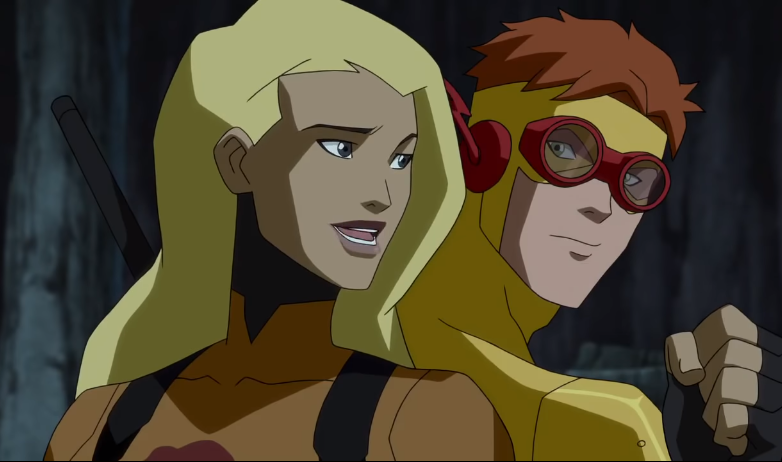 Young Justice Outsiders Season 3 Premiere Date Revealed Serpentor S Lair Artemis Young Justice Young Justice Spitfire Young Justice