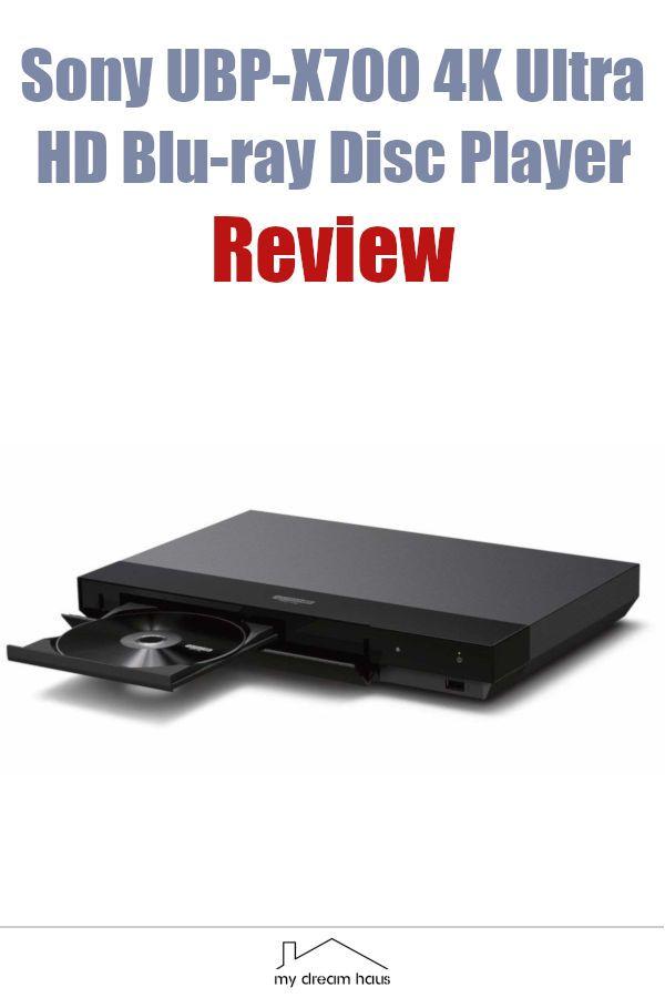 Sony Ubp X700 4k Ultra Hd Blu Ray Player Review In 2020 Blu Ray Discs Ultra Hd Sony