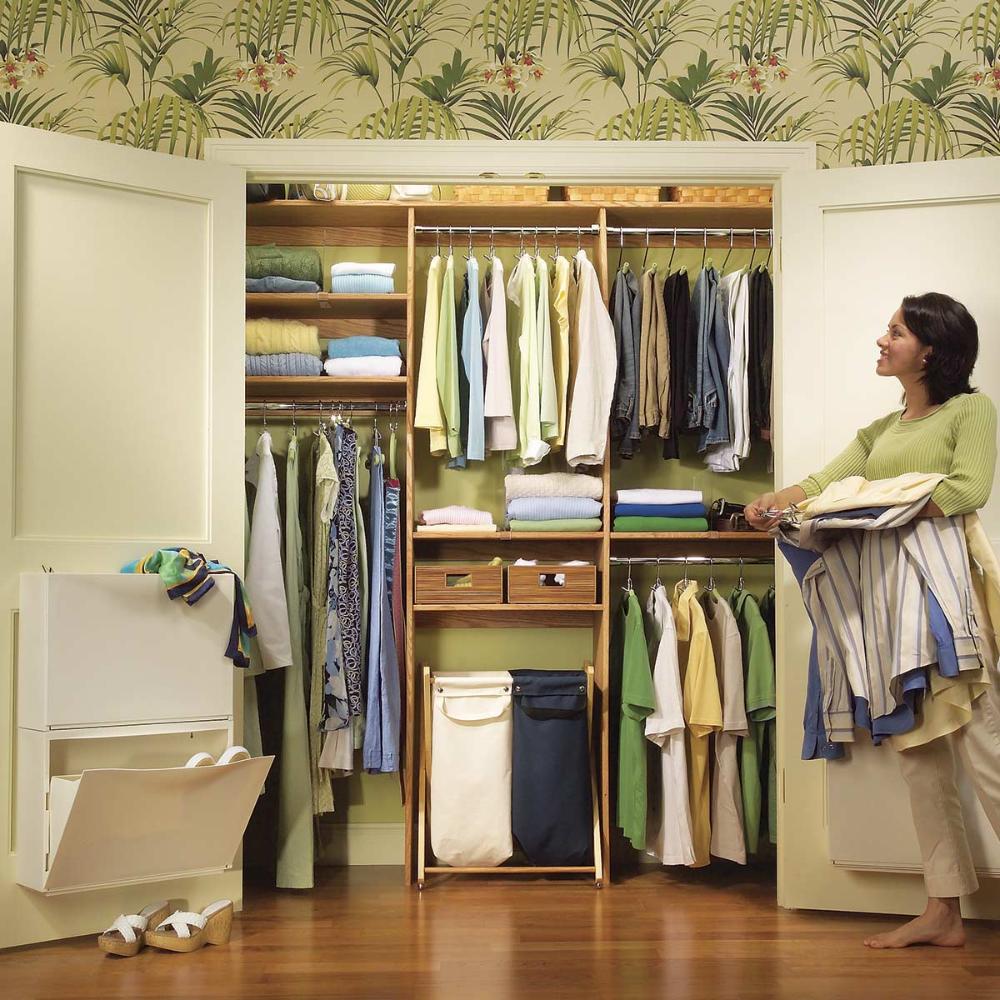 21 Cheap Closet Updates You Can Diy Diy Closet Shelves Diy