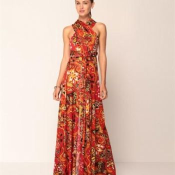 Ravon Convertible Maxi Dress - Made in USA Size OS at the Shopping Mall, $94.00 (USD)