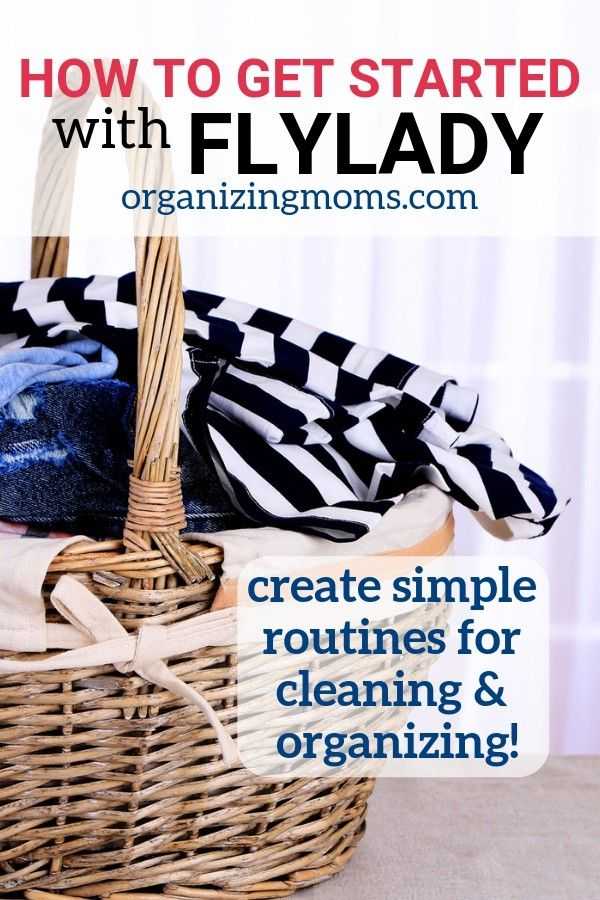 How to Get Started With FlyLady Flylady, Safe cleaning