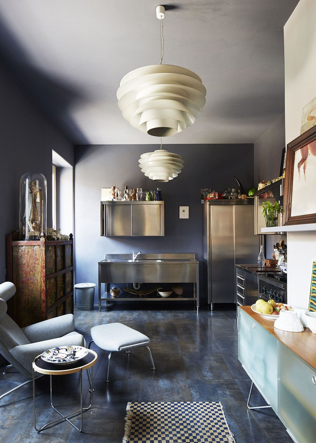 Simon watson massimo alba icon design italy decoration gris concept home living room also remodeling pinterest interior and kitchen rh