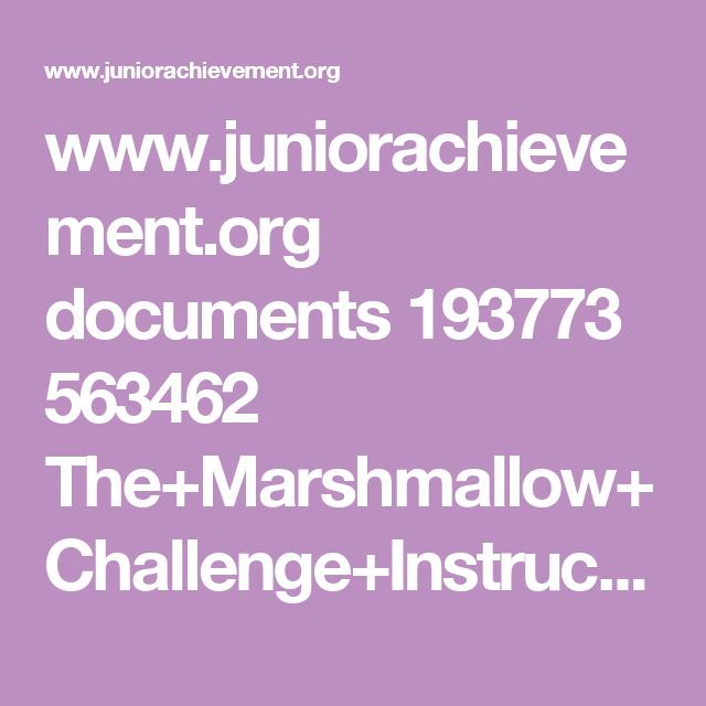 Juniorachievement Documents 193773 563462 Themarshmallow