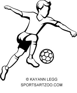Soccer Boy Kicking By Sportsartzoo Soccer Football Boy Soccer Boys Soccer Soccer Poster