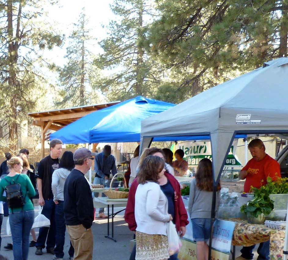 Friday is a market day wrightwood farmers market in