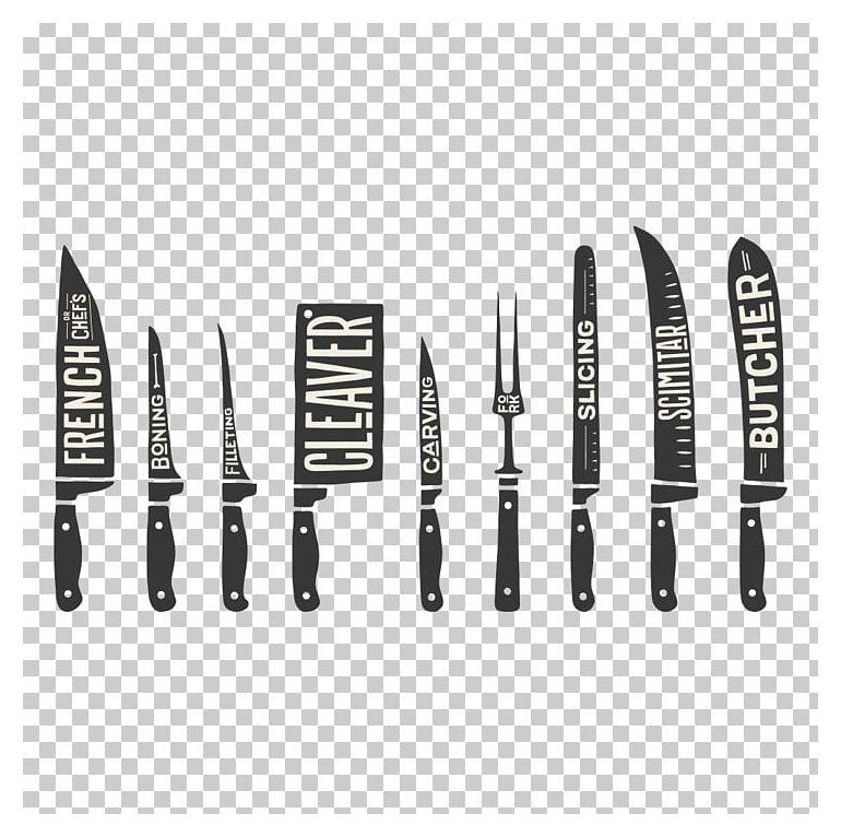 Butcher Knife Cleaver Png Free Download Butcher Knife Png Butcherknifepng In 2021 Carving Butcher