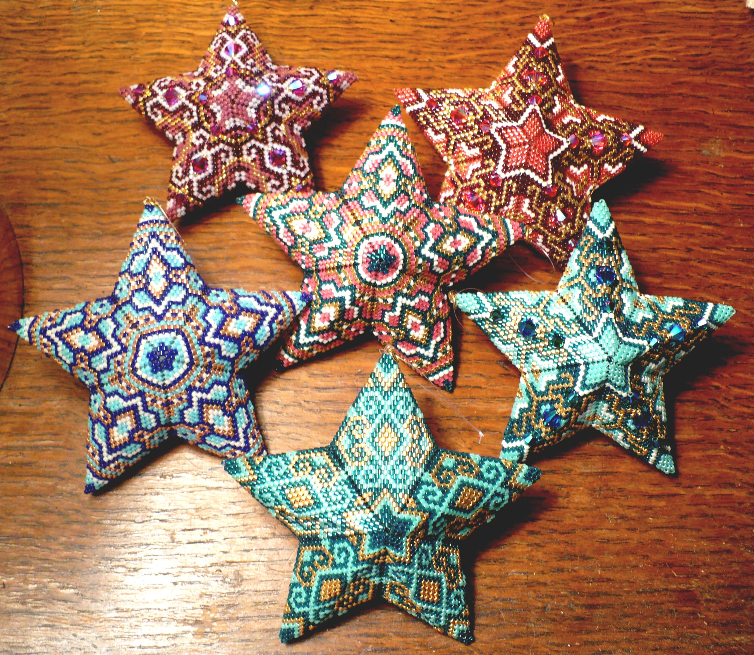 Adapted from triangle diagrams by anabel27.   Beadwork Projects I ...