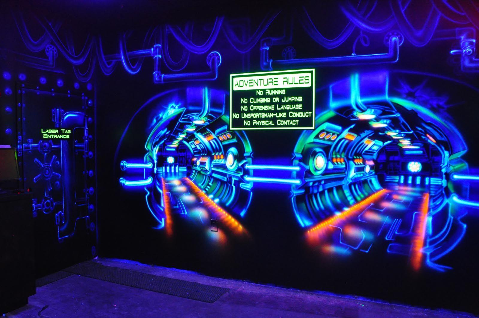 Laser Tag Floor Plan: Laser Tag Arena - Google Search