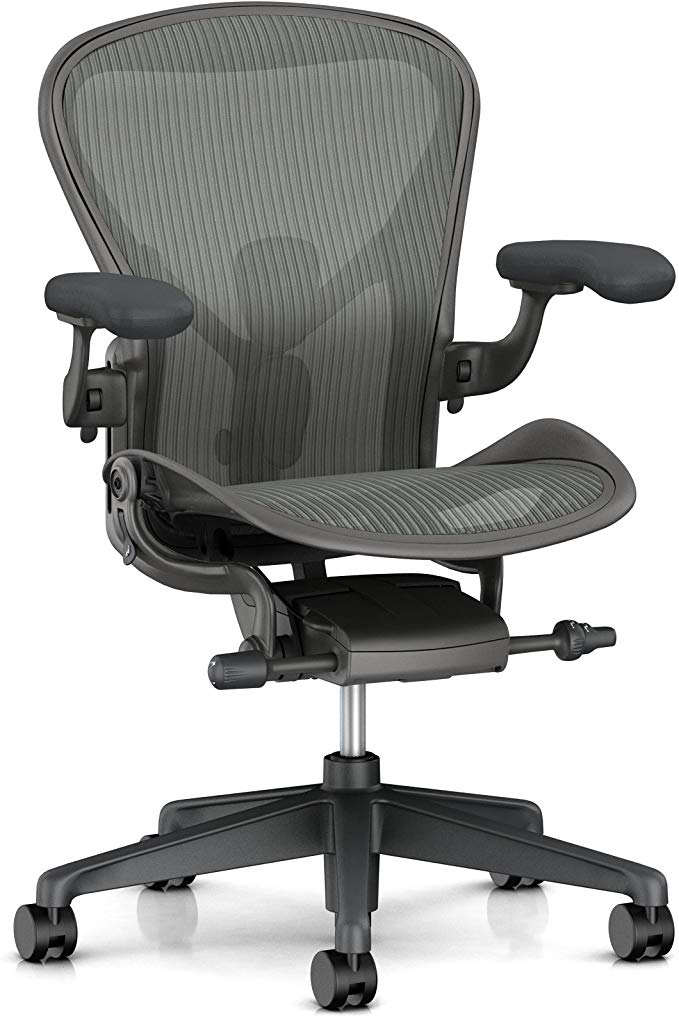 My Aeron Chair Review My Favorite Chair By Herman Miller