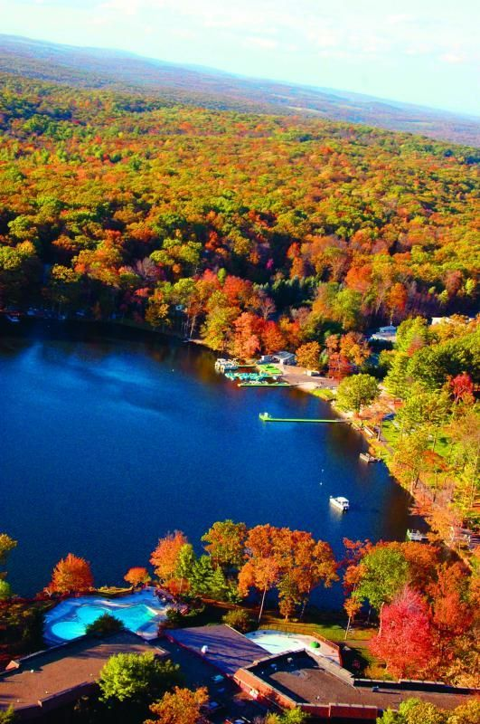 Woodloch Resort In Poconos.... Went Here Every Summer With