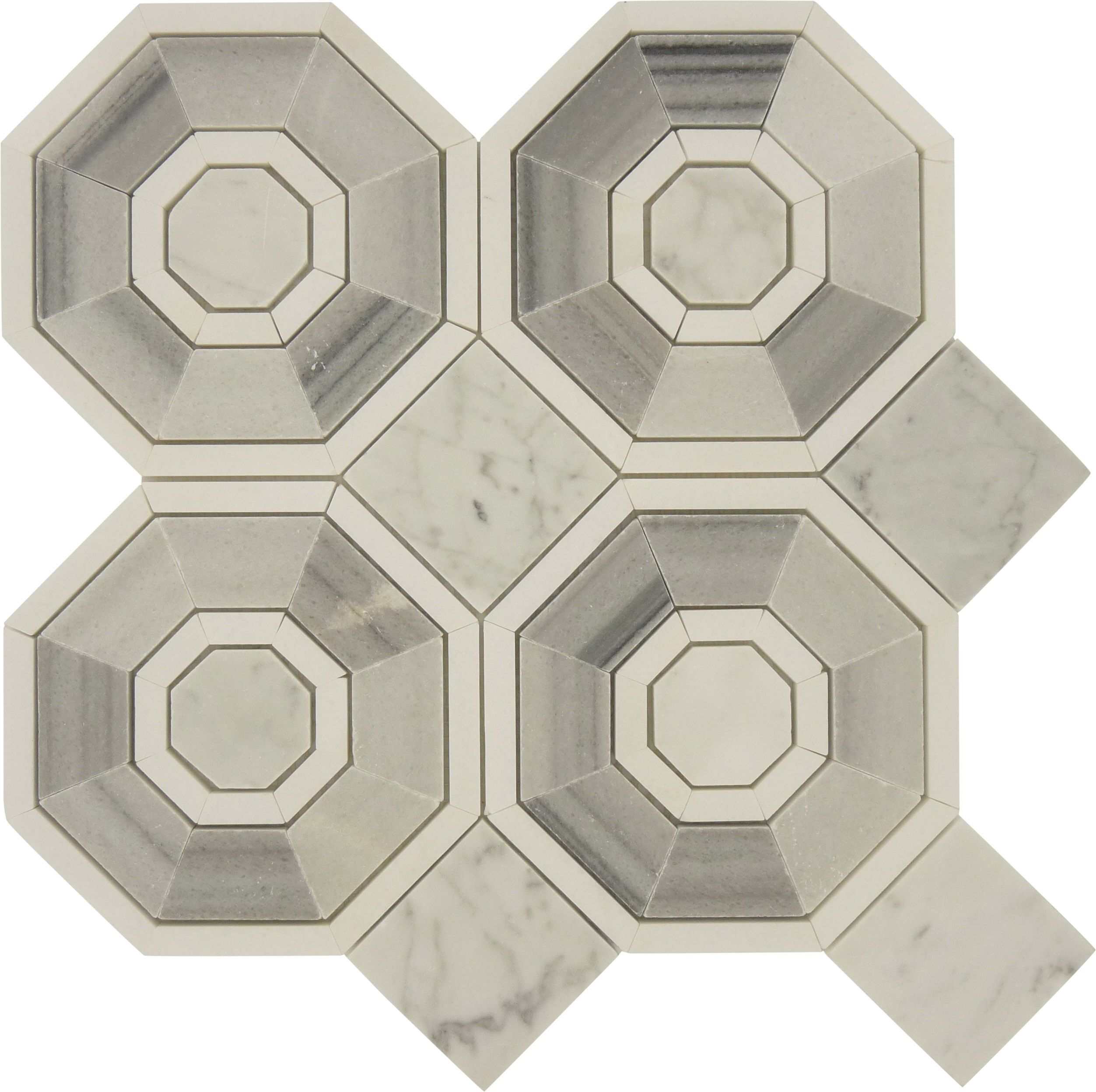 """Sheet Size: 12"""" X 12"""" Tile Size: Variable Tile Thickness"""