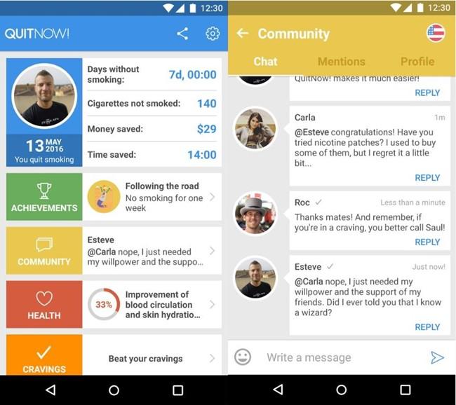 Aplikasi Ini Bisa Membantu Anda Untuk Berhenti Merokok Aplikasi Hidup