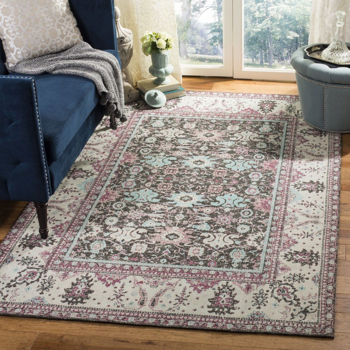 The Classic Vintage Collection Turns Traditional Rug