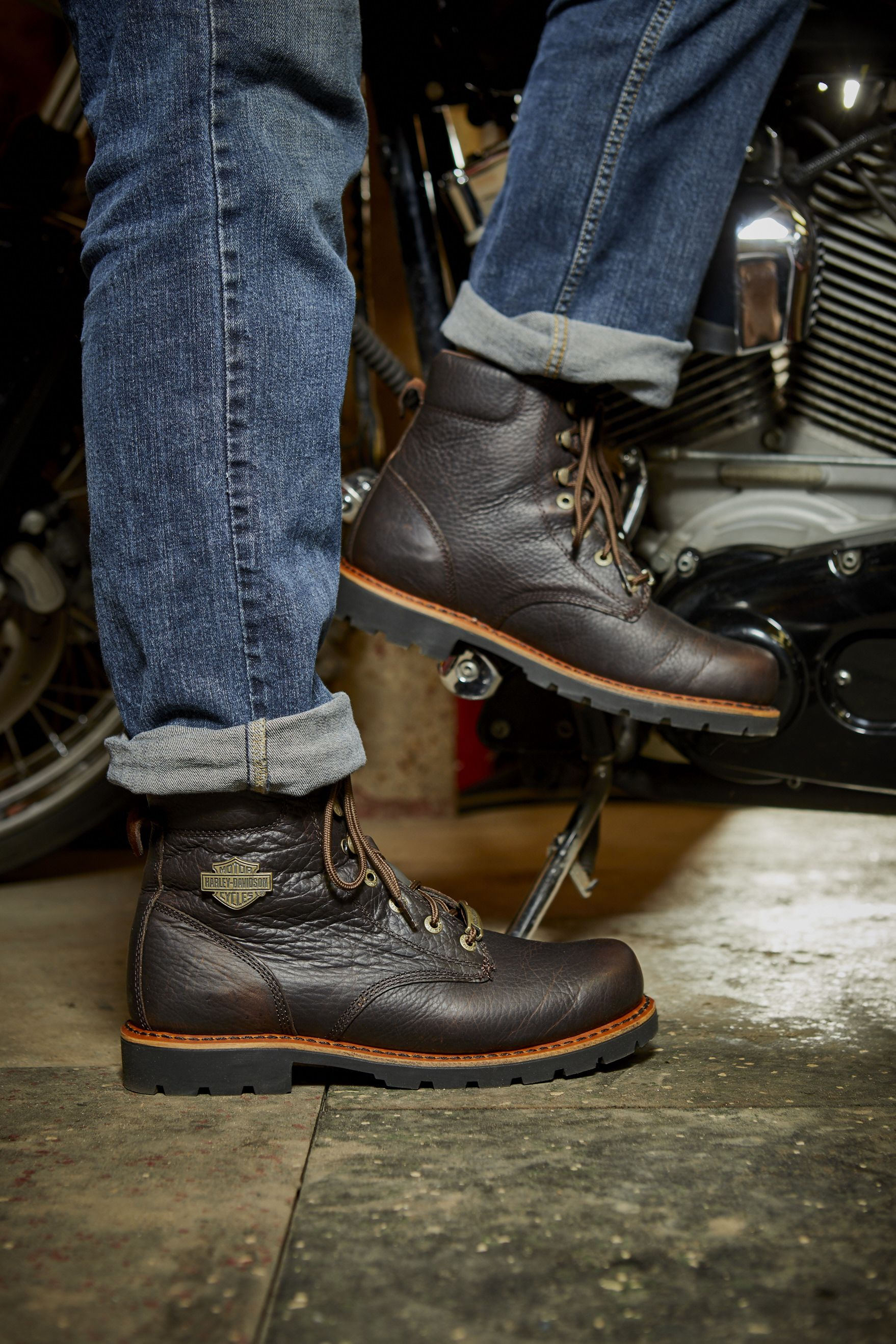Boot Motorcycle Boots 2019Mens Ridge In Men's Vista vn0m8wN