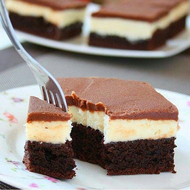 Nutella Cheesecake Brownies Eat Or Not Resep Cek Cknutellacheesecakebars Resep Brownies Cek Ckbrownies Kuchen Kaesekuchen
