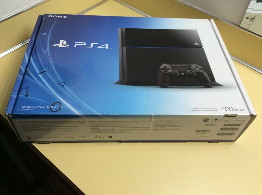 SONY PLAYSTATION 4 PS4 LAUNCH EDITION (Firmware 2 02) BARELY