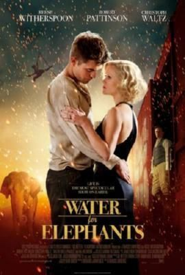 Water For Elephants Poster 24inx36in #ModernSequenceDancing