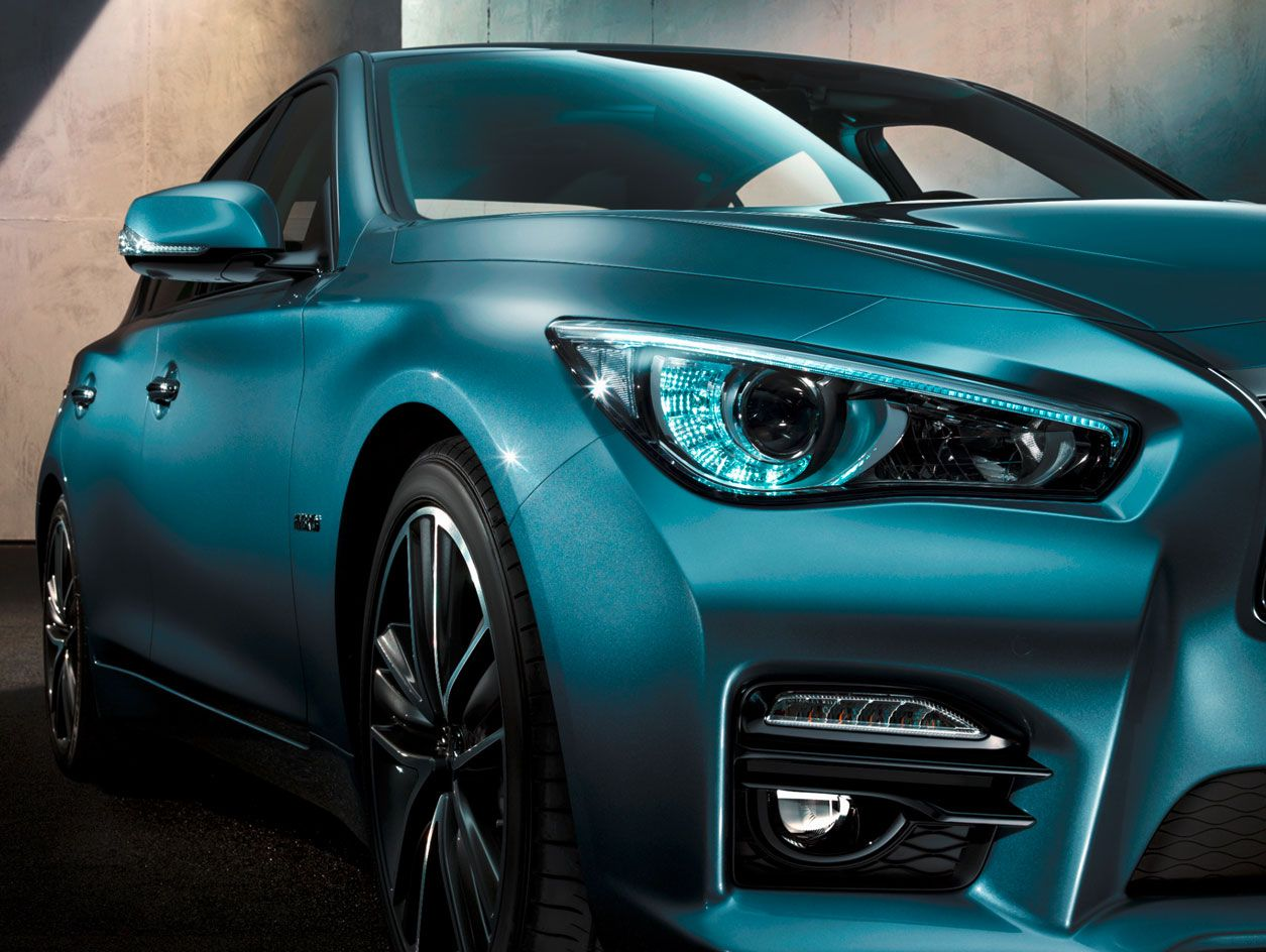 Stealth tactics Infiniti ups its game with the Q50