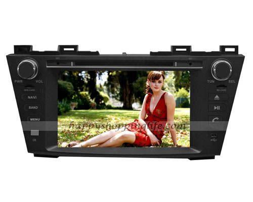 Mazda 5 Android Autoradio Dvd Gps Multimedia Digital Tv Wifi 3g