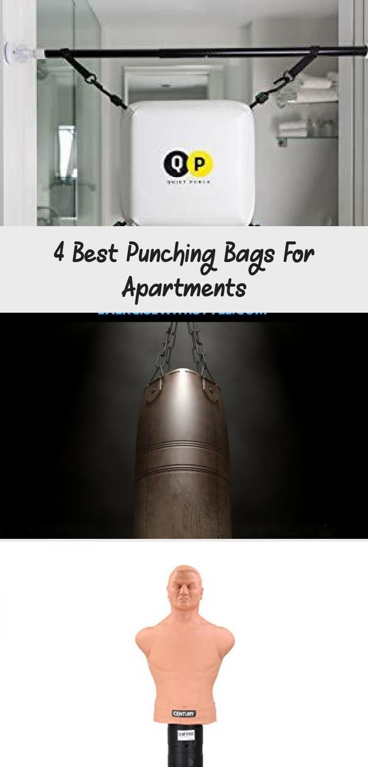 Small apartments can be tricky to set up punching bags. I've researched the 4 best punching bags for...