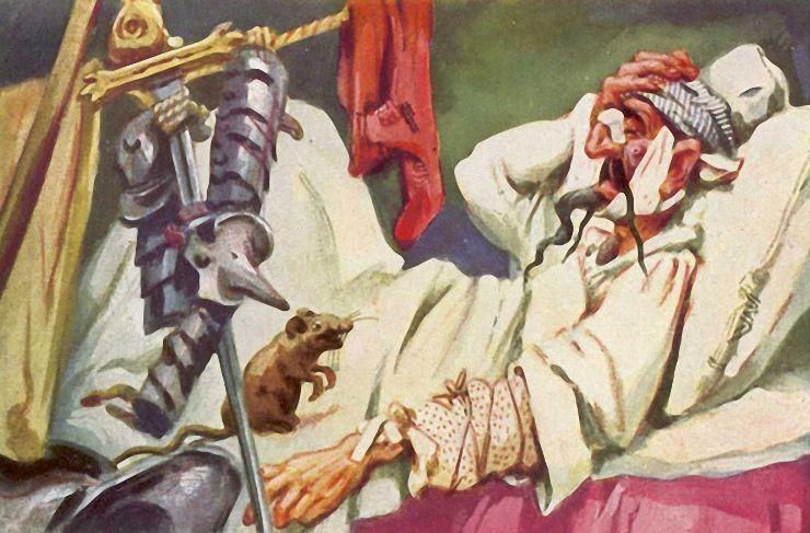 Don Quichote Comic ?