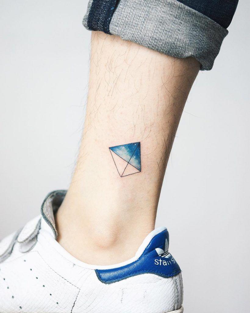 Tiny Kite Tattoo On The Ankle Kite Tattoo Tattoos Ankle Tattoo