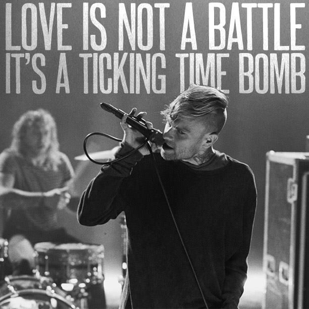 Cry Omfg I Am In Love With This Pic The Used Lyrics Bert Mccracken