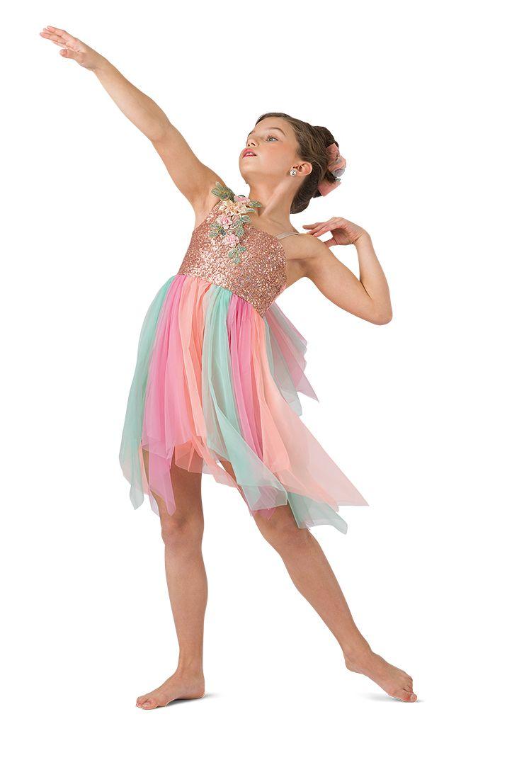864fd5a0b9d Daydreaming In Color 17242 Danza Lírica, Ballet Vestuario, Traje De Baile,  Vestidos De
